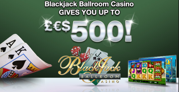 Blackjack Ballroom Casino Fake