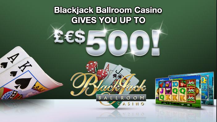 Blackjack Ballroom Casino Fake