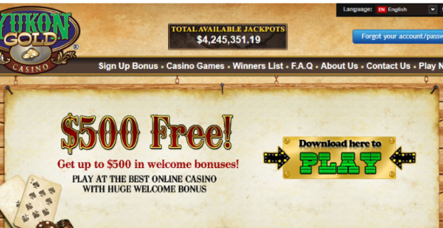 Yukon Gold Casino Scam
