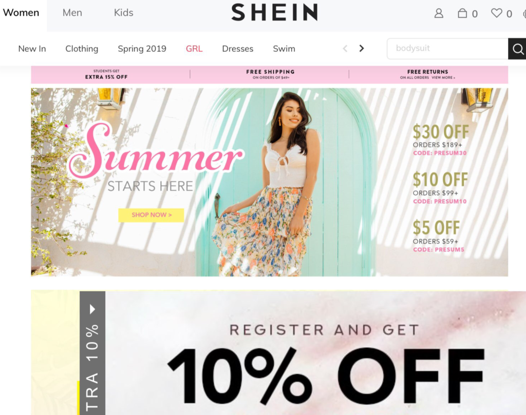 90ed1ec2bf In this review, we are going to examine Shein to know if the Fashion store  actually delivers the quality fashion items or not. We will also evaluate  all the ...
