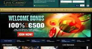Global Live Casino scam