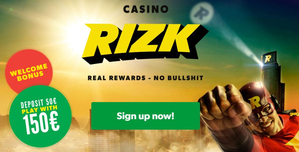 Rizk Casino Scam