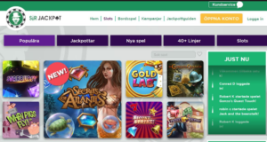 Sir Jackpot Casino Scam