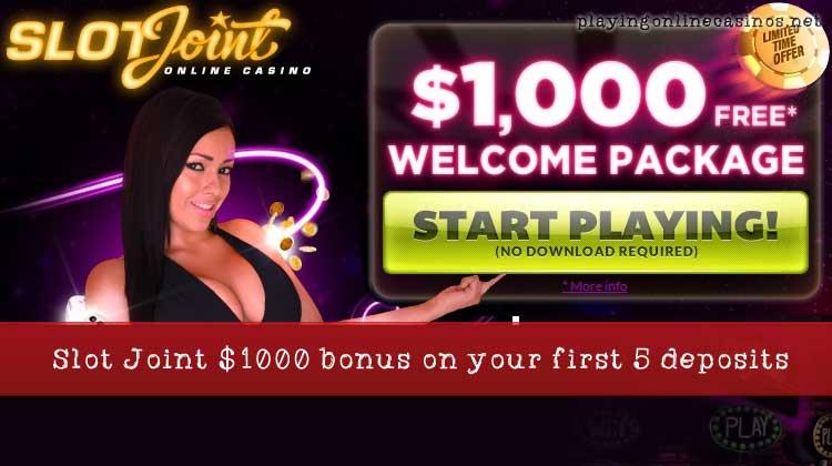 Slotjoint Casino Scam