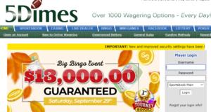 5Dimes scam