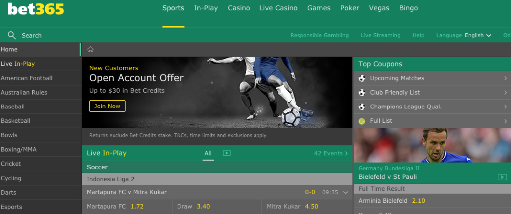 Is Bet365 Legit