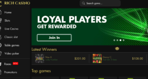 Rich Casino Scam