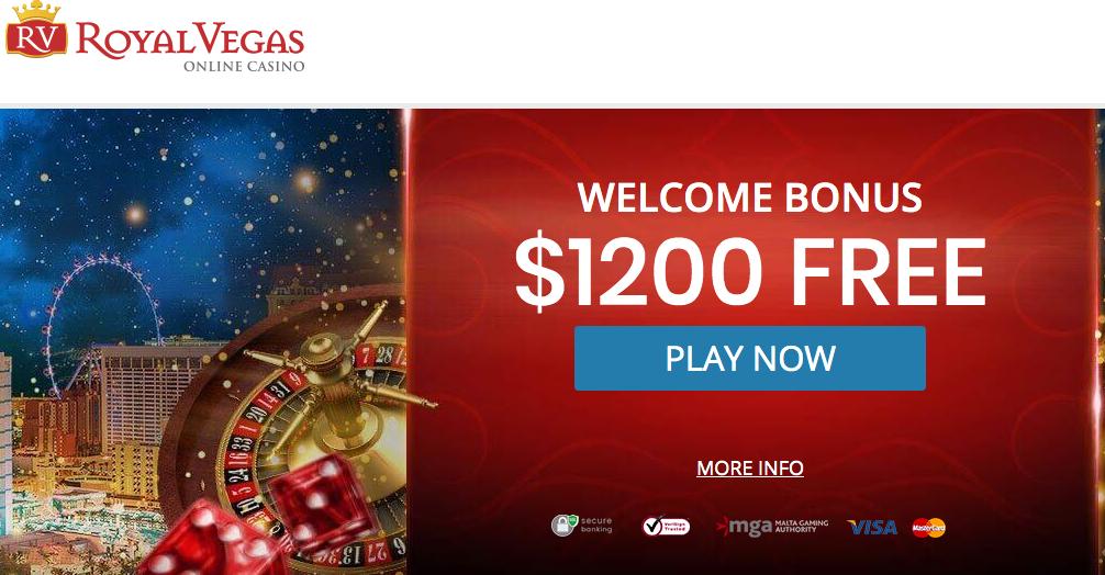 Royal Vegas Casino scam