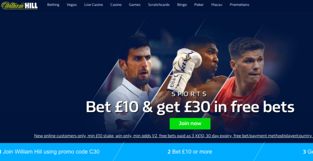 William Hill Scam