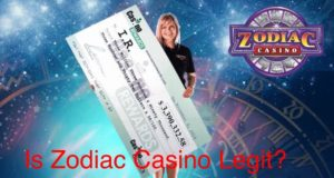 Zodiac Casino Scam