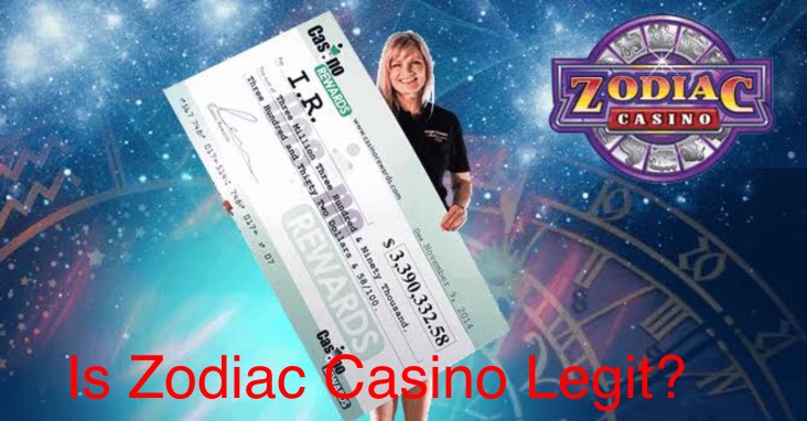 Zodiac Casino Fake