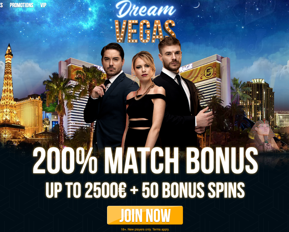 Dream Vegas Casino Scam