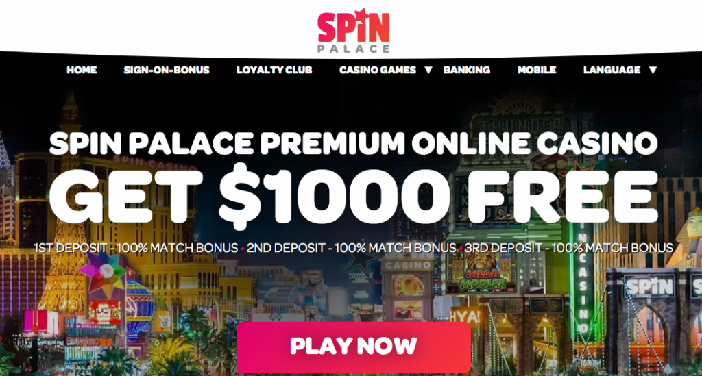 Spin Palace Scam