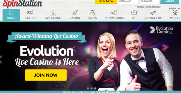 Spin Station Casino Scam