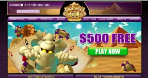 Mummys Gold Casino Scam