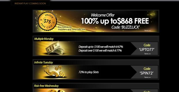 Buzzluck Casino Scam