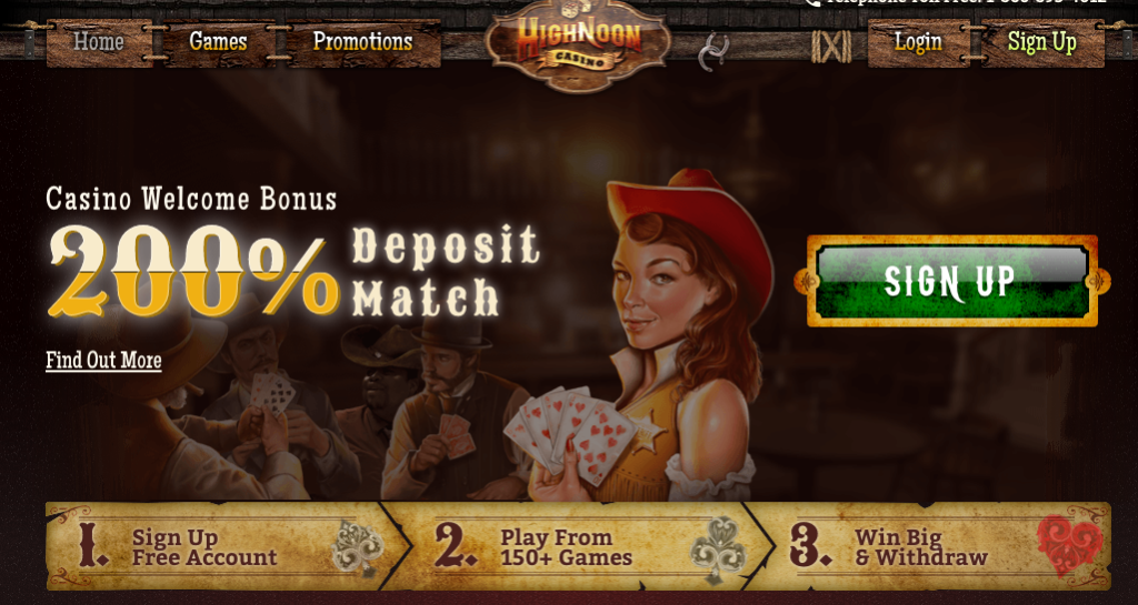 High Noon Casino Scam
