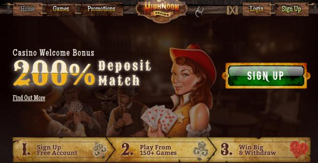 High Noon Casino Scam