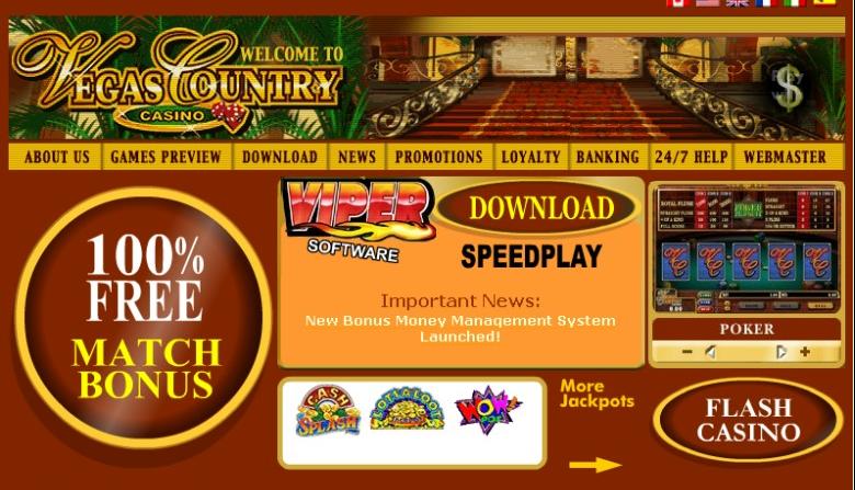 Vegascountrycasino